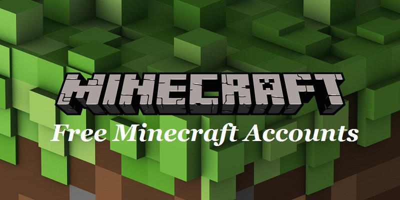 Image result for free minecraft account 2018