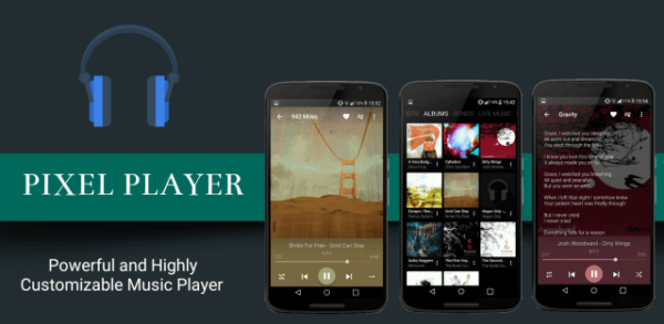 Android Music Players, 20 Apps For A Great Music Experience!