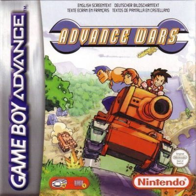 Game Boy Advance Games For PC